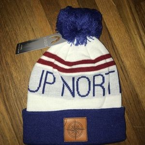 Cirque Minnesota Up North Beanie Red/White/Blue